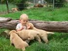 Kinder und Labis
